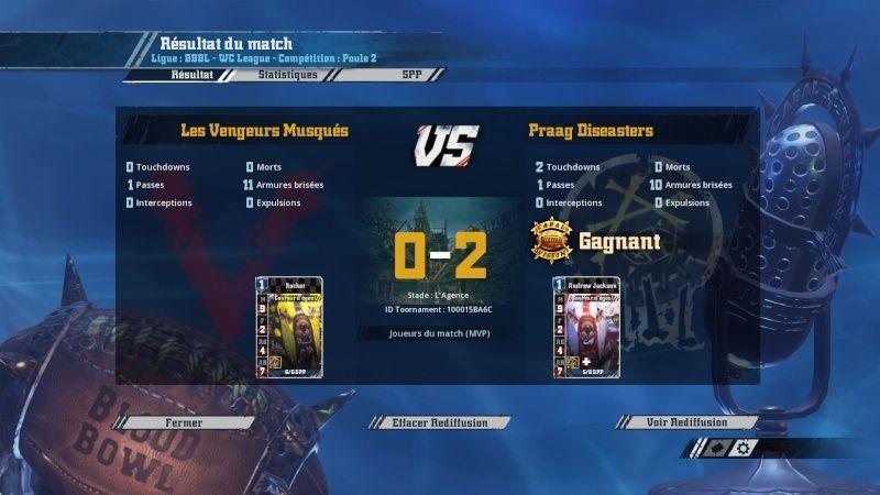 [Oscar Tilage] Les Vengeurs Musqués 0 - 2 Praag Diseasters [Totem] Captur10