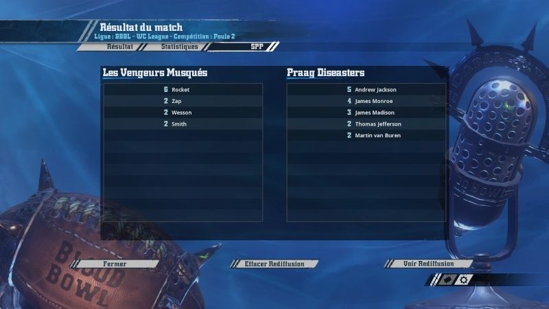 [Oscar Tilage] Les Vengeurs Musqués 0 - 2 Praag Diseasters [Totem] Captur13