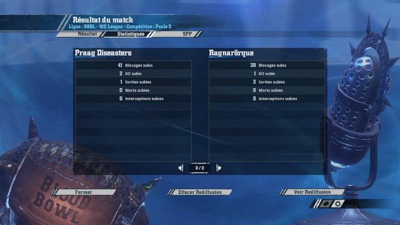 [WCJ6] (Totem) Praag diseasters 2-2 Ragnarörque (Gunnar) Captur35