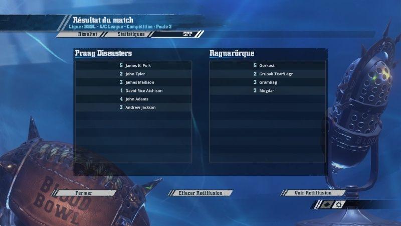 [WCJ6] (Totem) Praag diseasters 2-2 Ragnarörque (Gunnar) Captur36