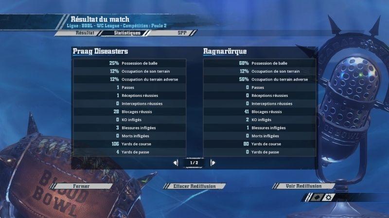 [WCJ6] (Totem) Praag diseasters 2-2 Ragnarörque (Gunnar) Captur38