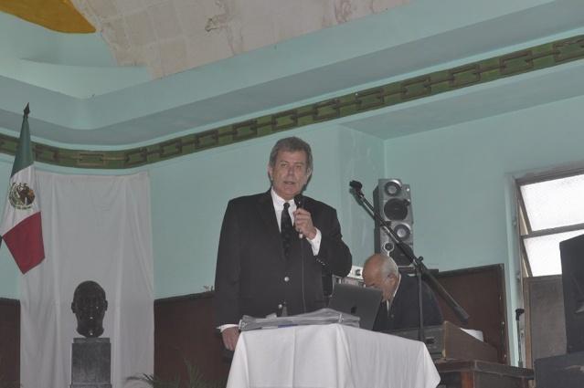 Conferencia Magistral impartida por el Secretario Ejecutivo de la Confederación Masónica Interamericana CMI I:.H:. Rudy Barbosa Levy 12512210