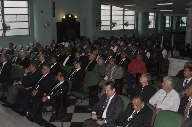 Conferencia Magistral impartida por el Secretario Ejecutivo de la Confederación Masónica Interamericana CMI I:.H:. Rudy Barbosa Levy 12670310