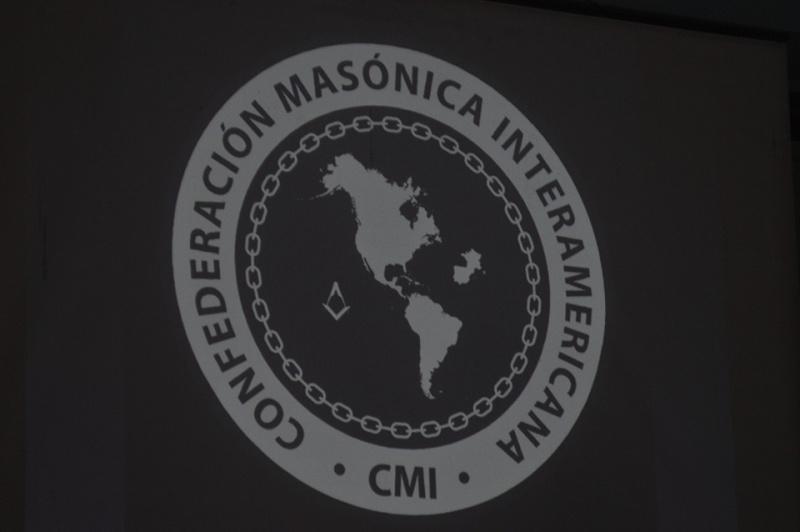 Conferencia Magistral impartida por el Secretario Ejecutivo de la Confederación Masónica Interamericana CMI I:.H:. Rudy Barbosa Levy 12802711