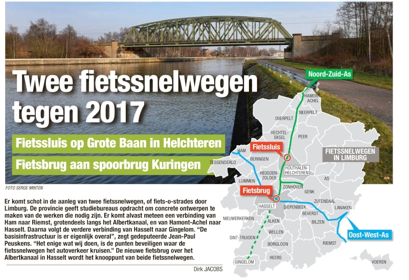 L018 Winterslag - Eindhoven (L18)  - Fietssnelweg Noord-Zuid-As 11_03_10