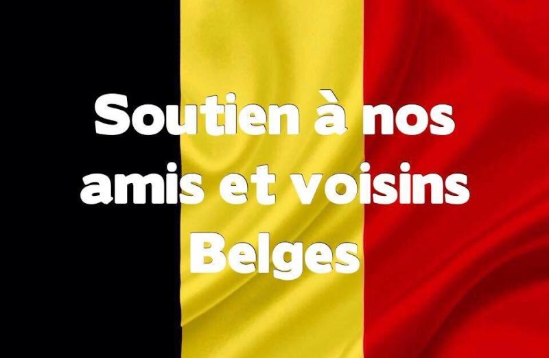 Attentats à Bruxelles  10393810