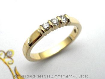 Bague argent serti bride de sept diamants de 2/100 ct - Page 2 Baob0410