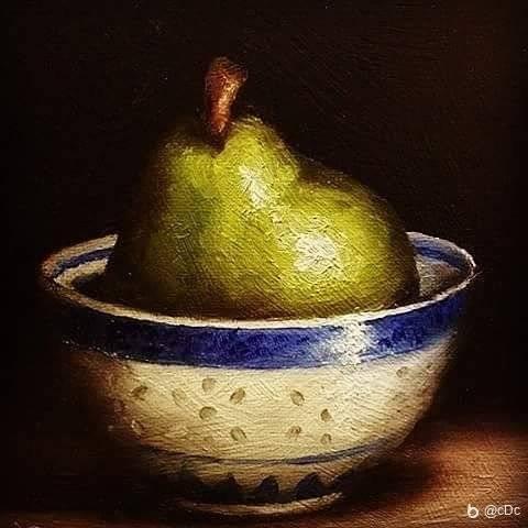 الكمثرى واحدة من الفواكه المفضلة عند الكثيرين 16308213