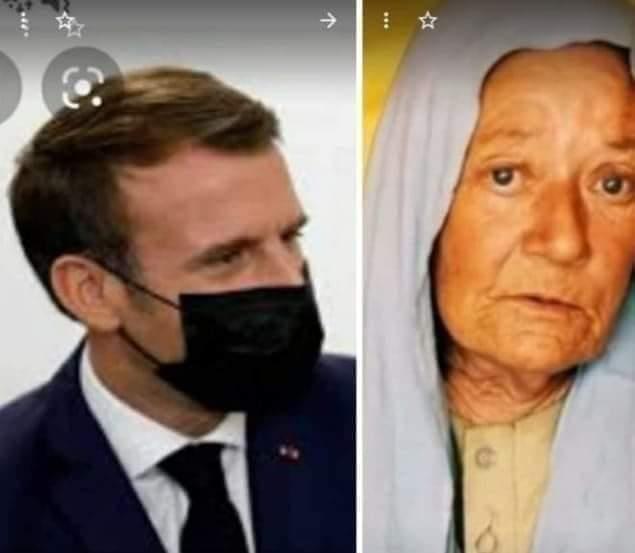 رسالة إلي ماكرون رئيس فرنسا  Fb_img14