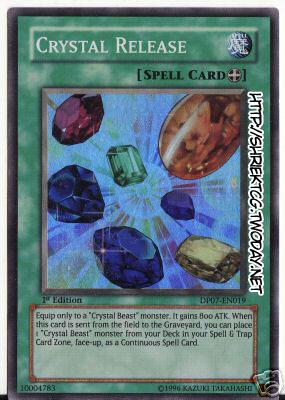 ***gemas de cristal y completando mazo de johan anderson** 07-01910