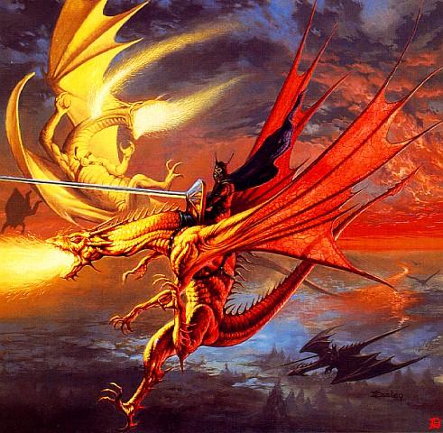 infernals wolfs..dragonlance