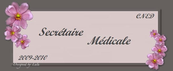 Forum Secretaire Medicale Cned promo 2009-2010