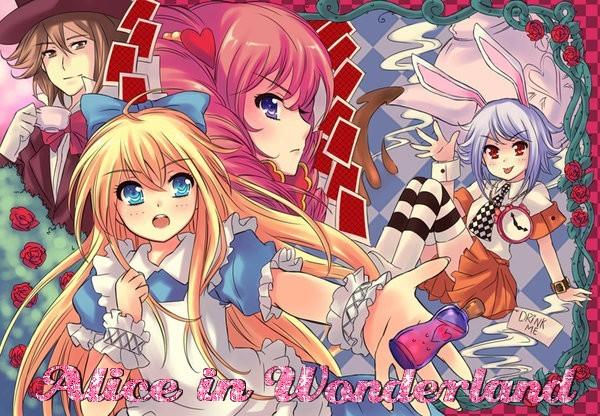 Alice in wonderland's story Bannni11