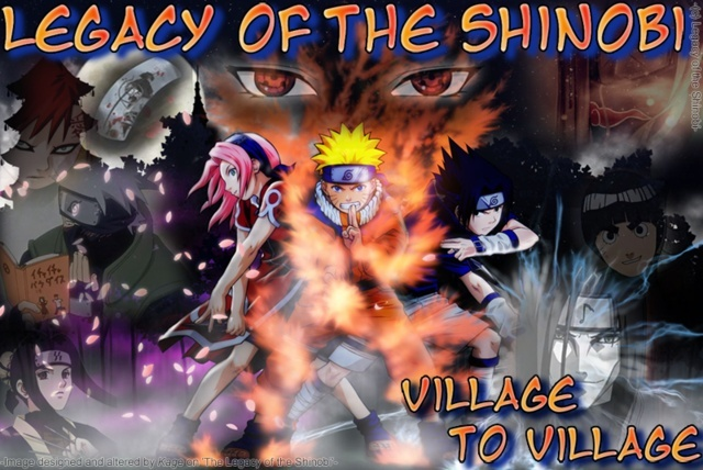 Legacy of the Shinobi