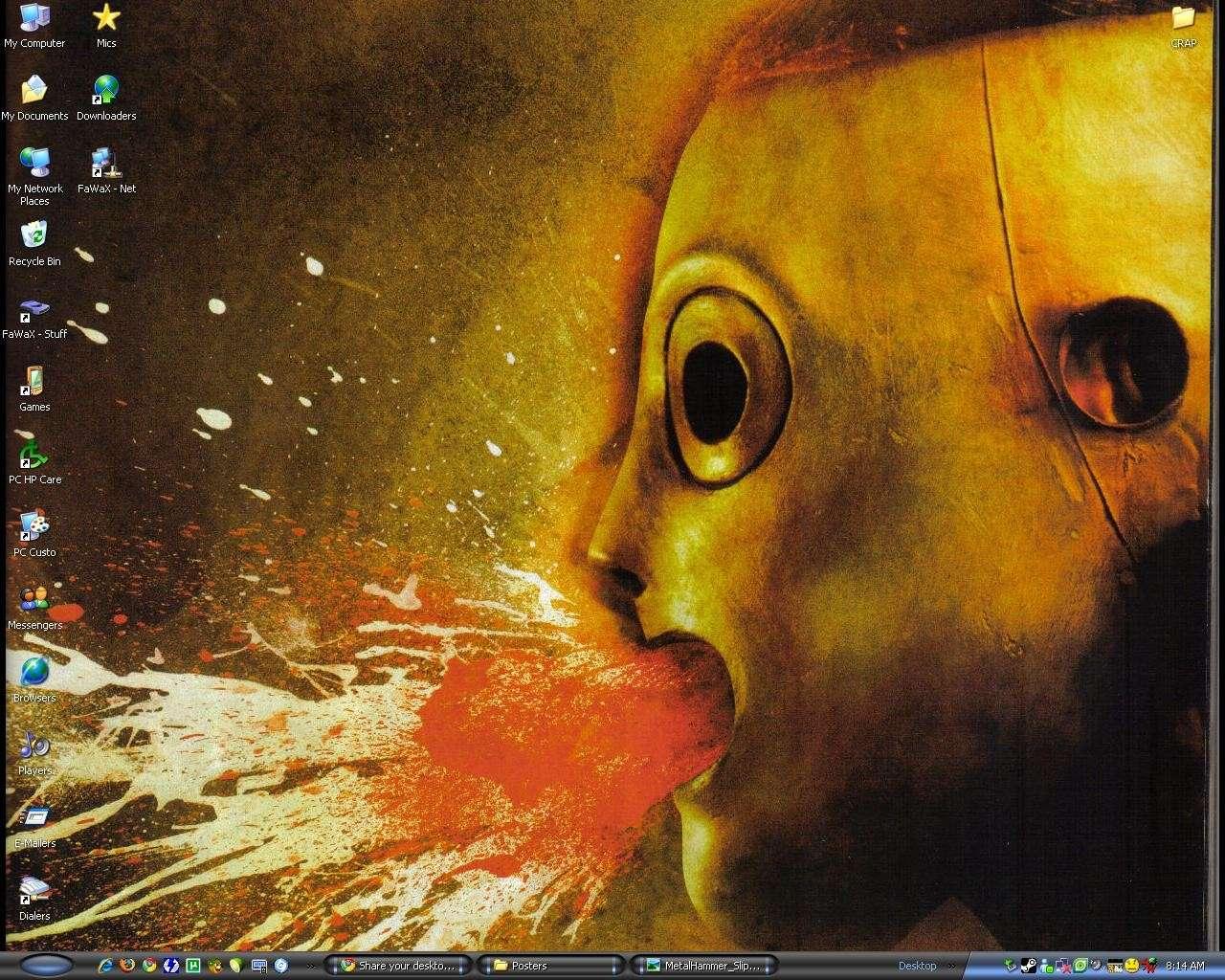 Share your desktop screenshots! My_dek12