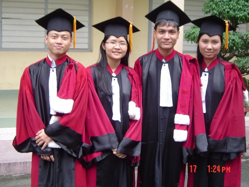 Lễ tốt nghiệp của khoa Dsc05115