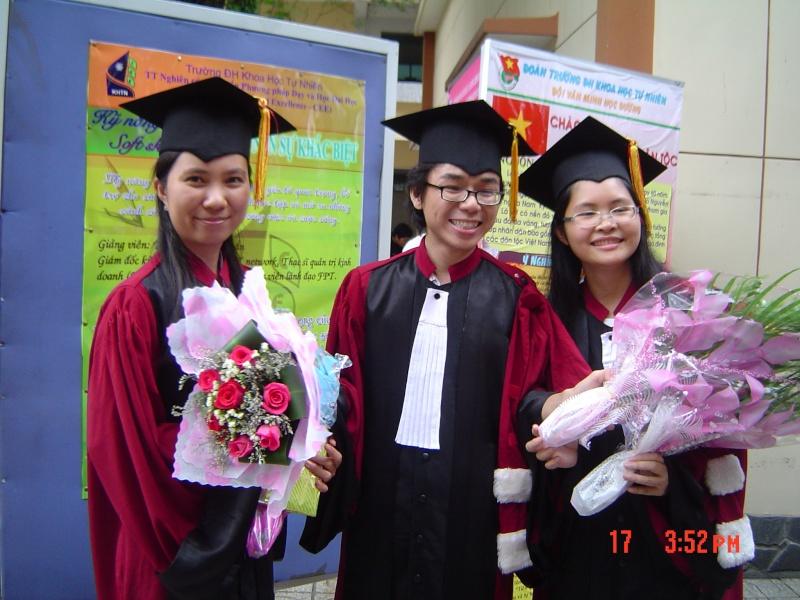 Lễ tốt nghiệp của khoa Dsc05211