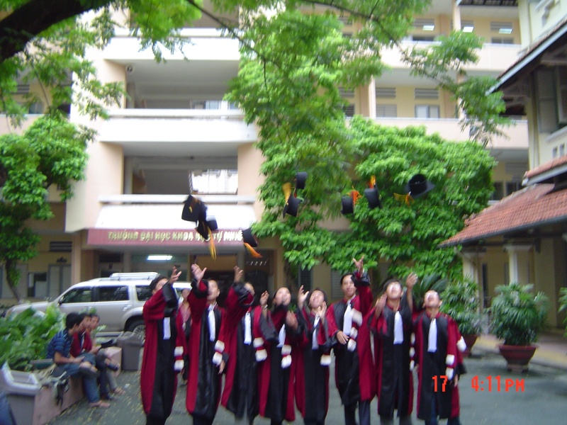 Lễ tốt nghiệp của khoa Dsc05212