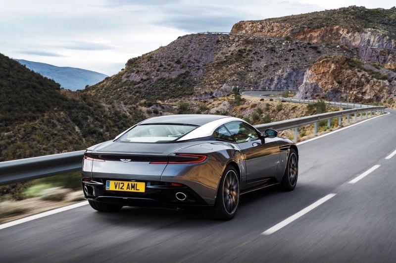 2016 - [Aston Martin] DB11 - Page 5 Aston-12