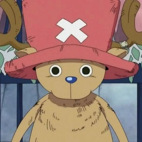 Favorite One Piece Character & why? Choppe10