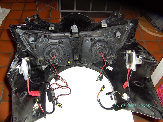 tuto montage kits xenon sur fz6-s 2004 Tate_d10