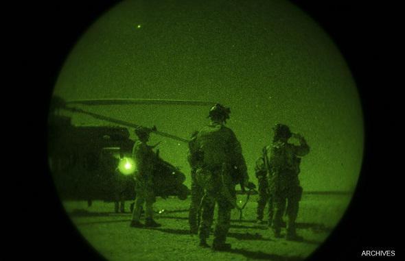 La France mène de discrètes opérations contre la branche libyenne de l'État islamique Fs-20110