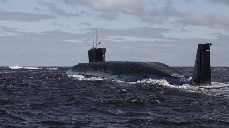 Un sous-marin russe repéré en janvier au large des côtes françaises  Xvm2c410