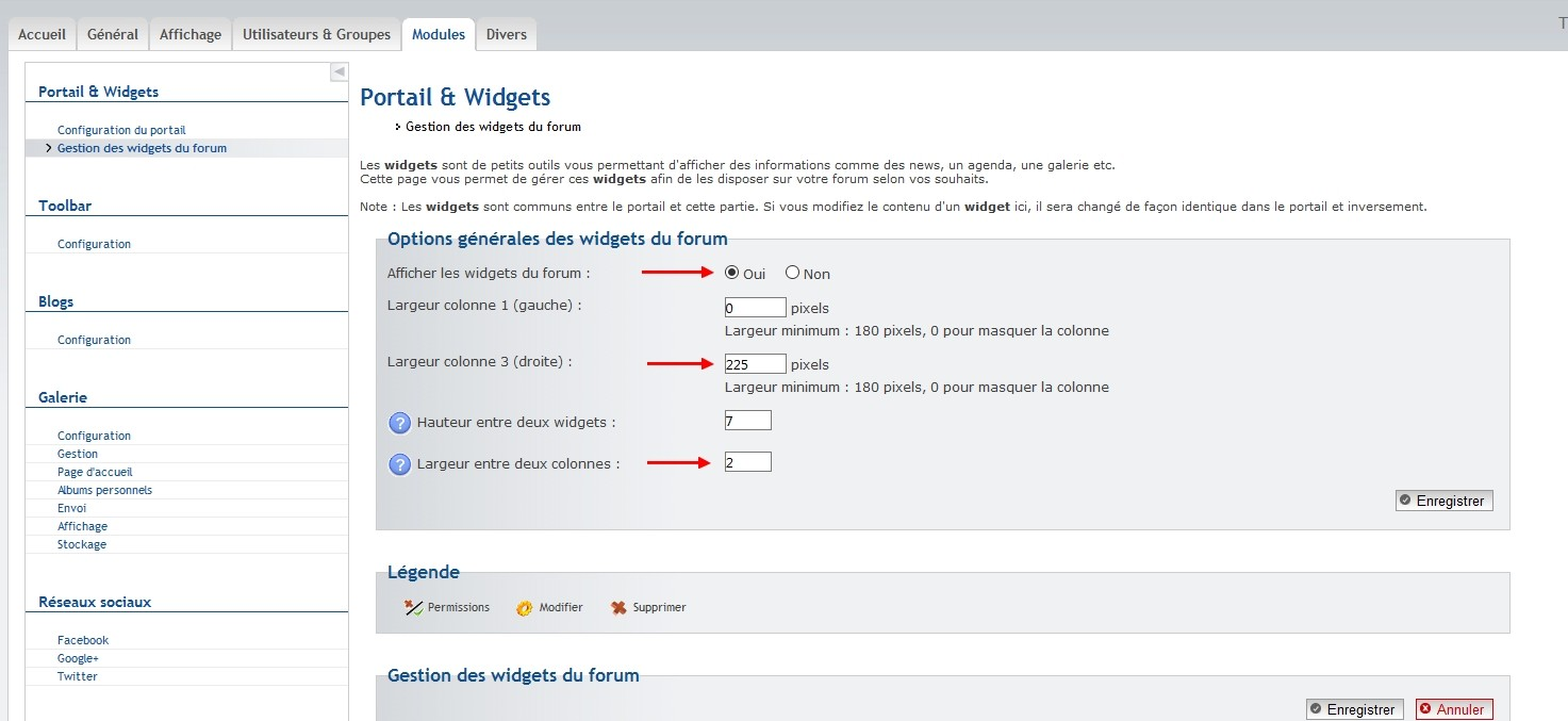 Tag submenu sur Forum gratuit : Le forum des forums actifs Widget10