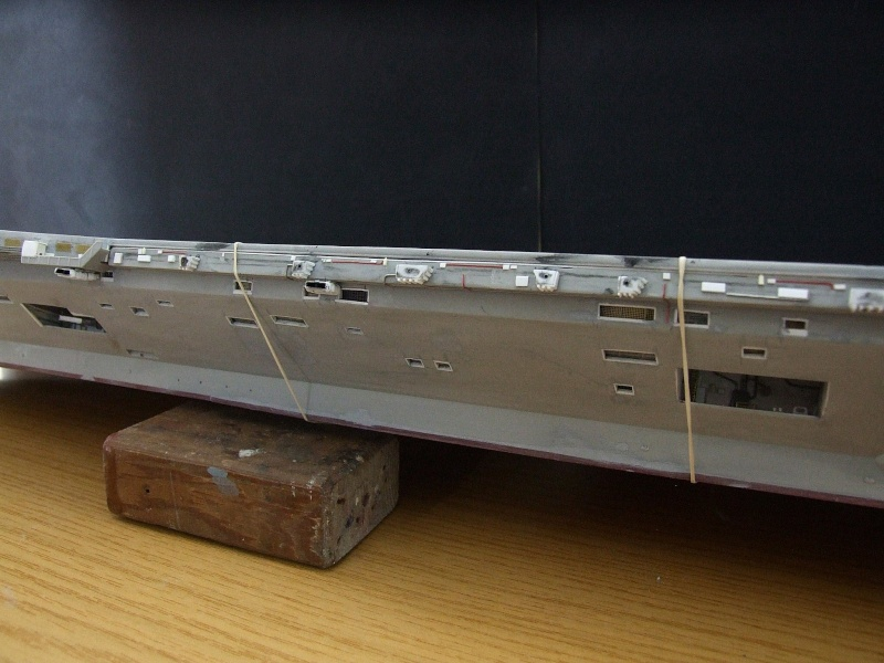 My new project..USS Nimitz CVN 68 1976  - Page 4 Dscf8116
