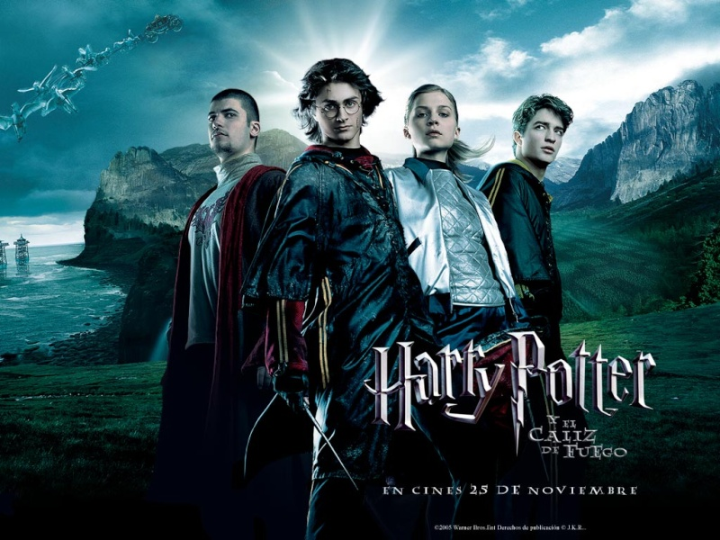 """""""Harry Potter y el Cáliz de Fuego"""", ¿La mejor de la saga? Harry_10"""