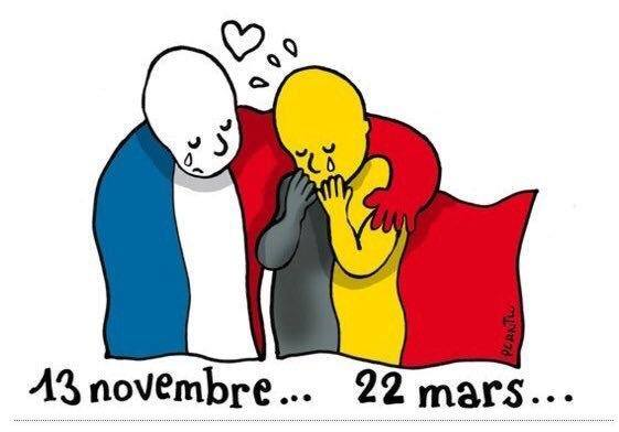 Avec vous, amis Belges... 10463810