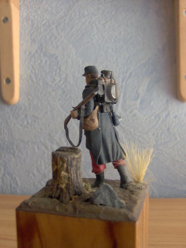 """France 1914, """"En route pour le front"""" !! 54mm Metal Model Im000913"""