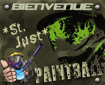 Forum de St Just Paintball