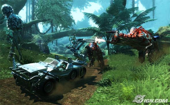 Empreinte de Gamer - Acceuil Avatar10