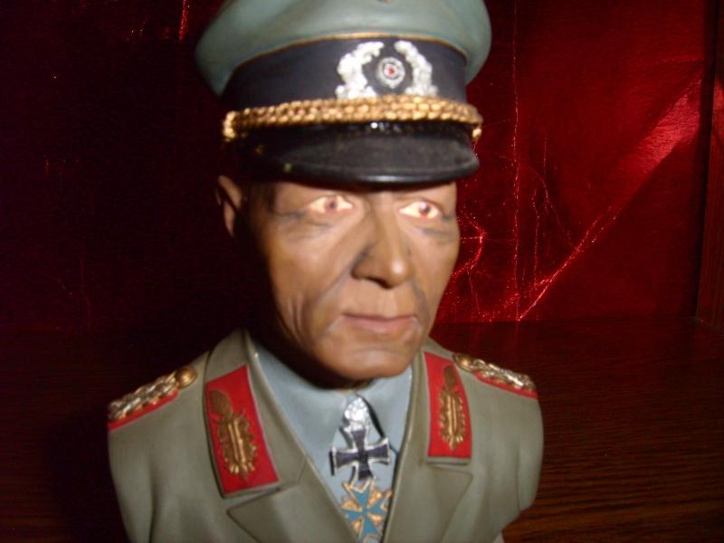 Rommel Büste von Verlinden Lpic3521