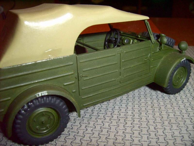 VW-Kübelwagen 1zu35 Italeri Lpic3711