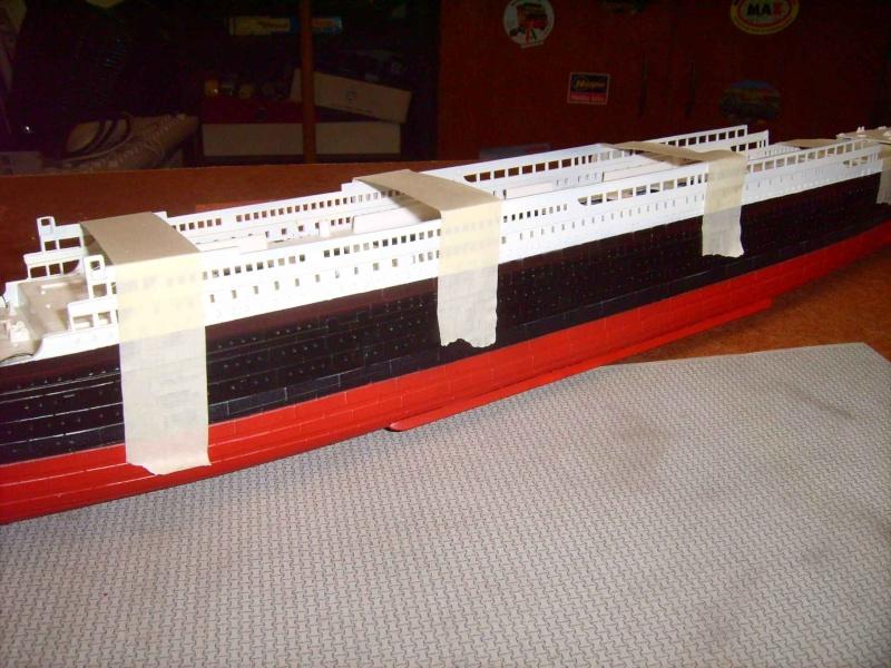 Titanic in 1/400 von Revell Lpic3718