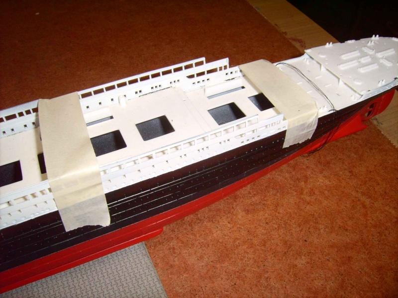 Titanic in 1/400 von Revell Lpic3721