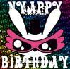Nyappy birthday