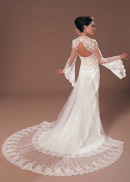 [Breaking Dawn - Part1] La Robe de mariée de Bella (Spoilers) Bella10