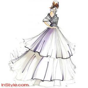 [Breaking Dawn - Part1] La Robe de mariée de Bella (Spoilers) Christ10