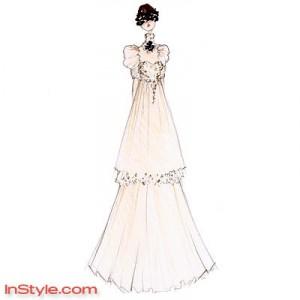 [Breaking Dawn - Part1] La Robe de mariée de Bella (Spoilers) Erinfe10
