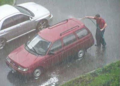 Wet Weather Washing Stupid10