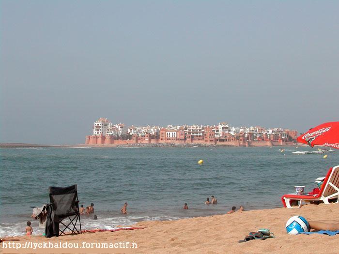 بوزنيقة الشاطئ Presqu11