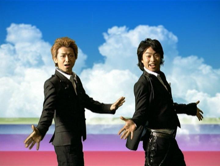 ohno + sho=sakutoshi XD 2010