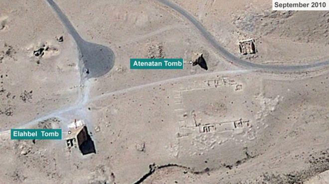 Mai 2015 chute de Palmyre Palmyr12