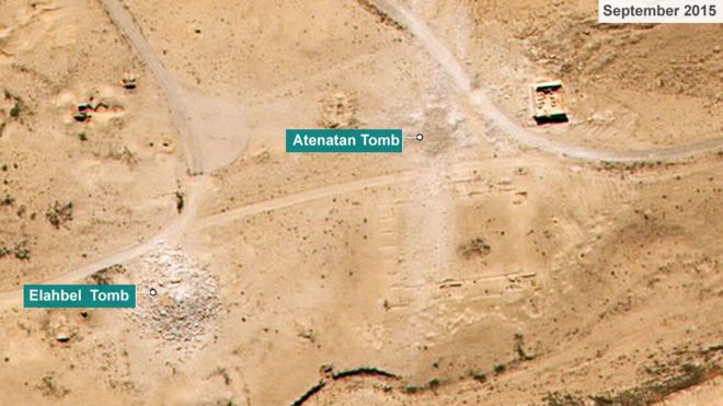 Mai 2015 chute de Palmyre Palmyr13