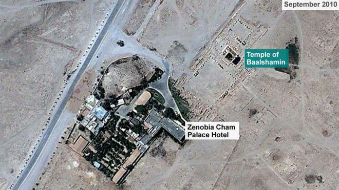 Mai 2015 chute de Palmyre Palmyr14