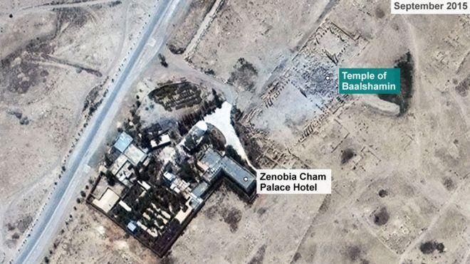Mai 2015 chute de Palmyre Palmyr16