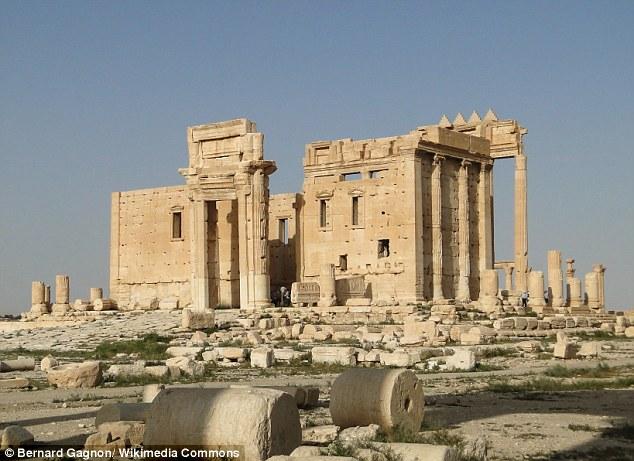 Mai 2015 chute de Palmyre Palmyr20